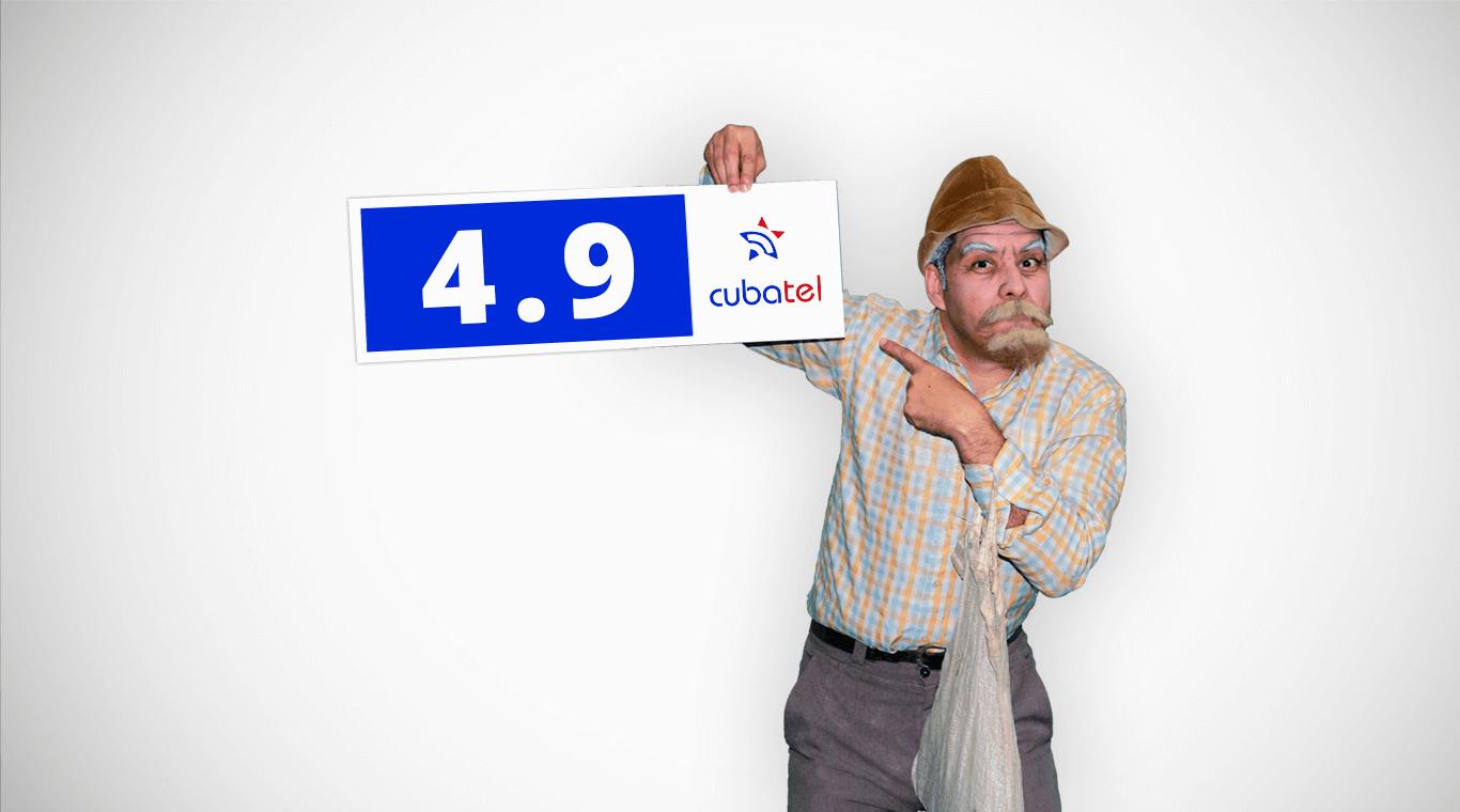 Recargas a Cuba -  Cubatel